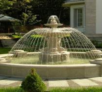 Садовый фонтан 2