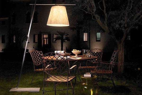 Садовые светильники и фонари